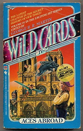 9780553276282: Aces Abroad (Wildcards)