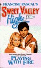 Playing with Fire (Sweet Valley High, No 3): Kate William