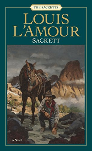 Sackett (The Sacketts, No 4) (0553276840) by Louis L'Amour