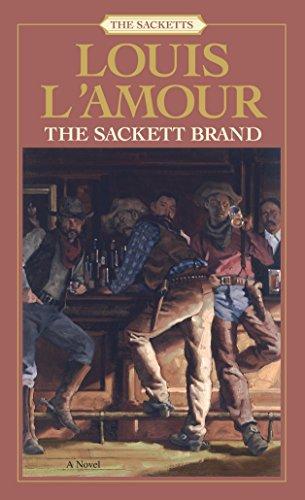 9780553276855: Sackett Brand: 12 (Sacketts)