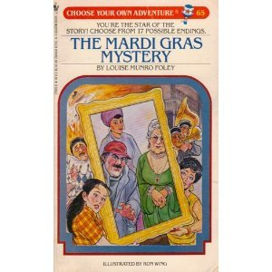 9780553276954: MARDI GRAS MYSTERY (Choose Your Own Adventure)