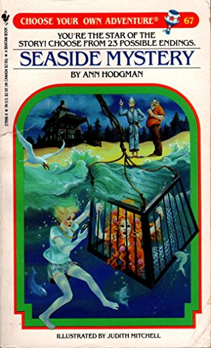 9780553276961: Seaside Mystery (Choose Your Own Adventure)