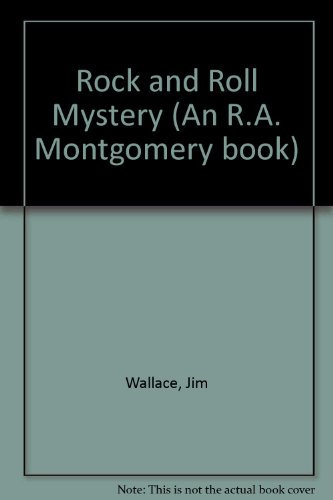 ROCK & ROLL MYSTERY/ (Choose Your Own Adventure): Wallace, Jim