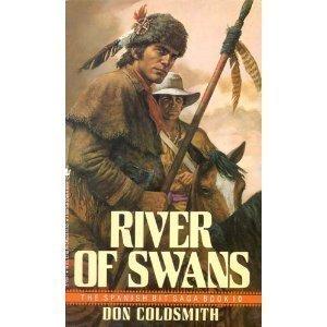 9780553277081: RIVER OF SWANS (Spanish Bit Saga)