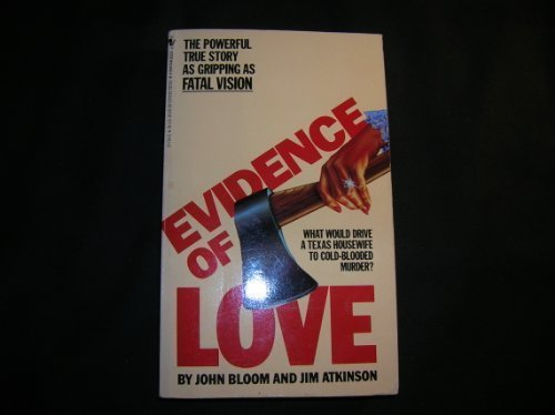 9780553277340: Evidence of Love