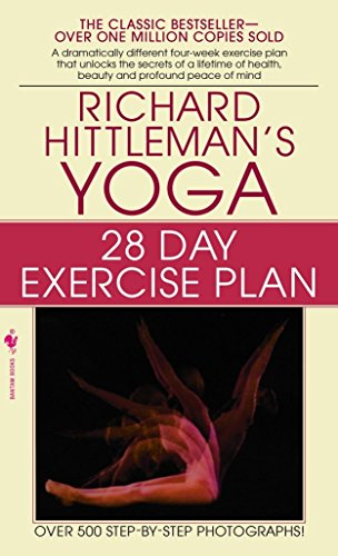 9780553277487: Richard Hittleman's Yoga: 28 Day Exercise Plan
