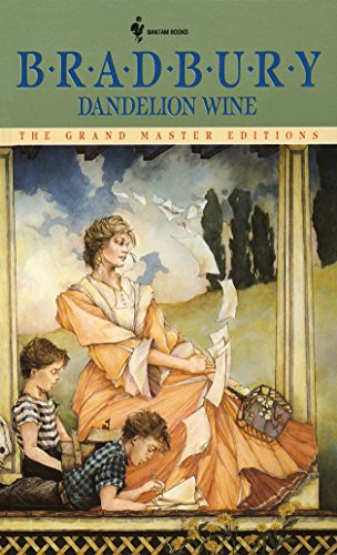 9780553277531: Dandelion Wine (Grand Master Editions)