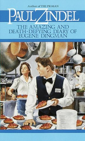 9780553277685: Amazing and Death Defying Diary of Eugene Dingman