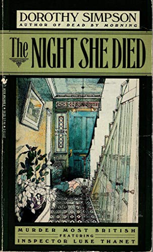 9780553277722: Night She Died, The