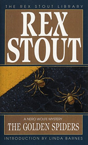 The Golden Spiders (Nero Wolfe Mysteries)