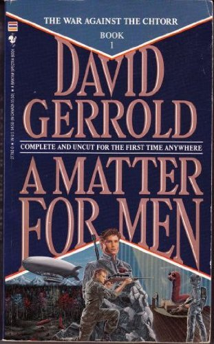 9780553277821: Matter for Men (War Against the Chtorr)