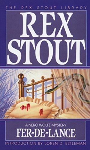 Fer-de-Lance (Nero Wolfe): Stout, Rex