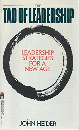 9780553278200: The Tao of Leadership: Leadership Strategies for a New Age