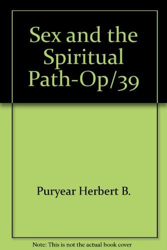 9780553278316: Sex /Spiritual Path