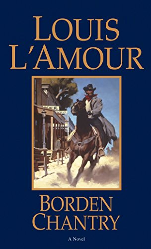 9780553278637: Borden Chantry: A Novel (Talon and Chantry)