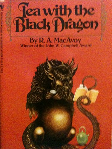 9780553279924: TEA WITH THE BLACK DRAGON