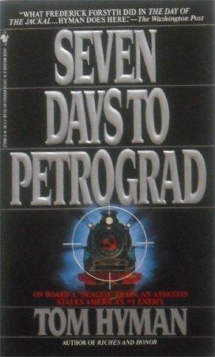 9780553279962: Seven Days To Petrograd