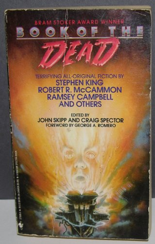 Book of the Dead: Craig Spector, John Skipp