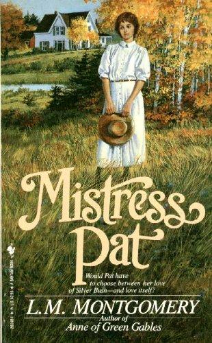 9780553280487: Mistress Pat