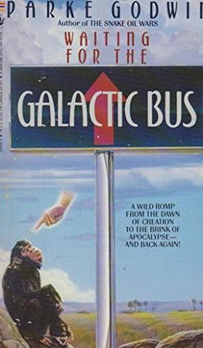 9780553280661: Waiting For The Galactic Bus
