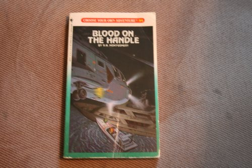 9780553280760: Blood on the Handle (Choose Your Own Adventure # 94)