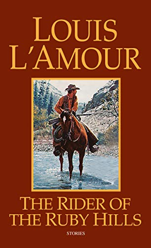 9780553281125: The Rider of the Ruby Hills: Stories