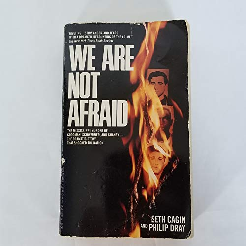 9780553282696: WE ARE NOT AFRAID