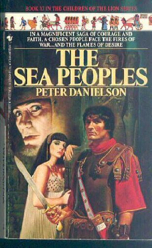 9780553283006: The Sea Peoples (Children of the Lion Series, Book No. 11)