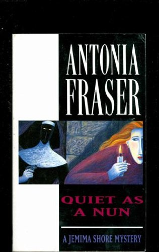 9780553283112: QUIET AS A NUN (Jemima Shore Mysteries)