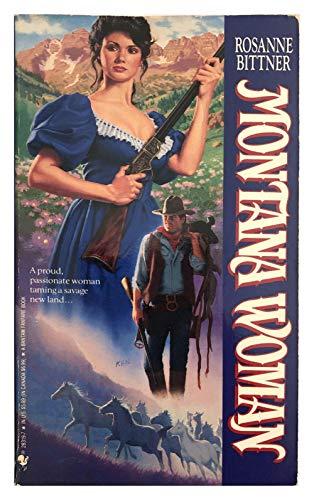 9780553283198: Montana Woman