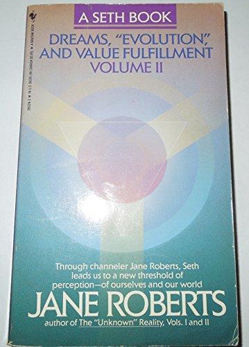 """9780553283242: Dreams, """"Evolution"""", and Value Fulfillment: 002"""