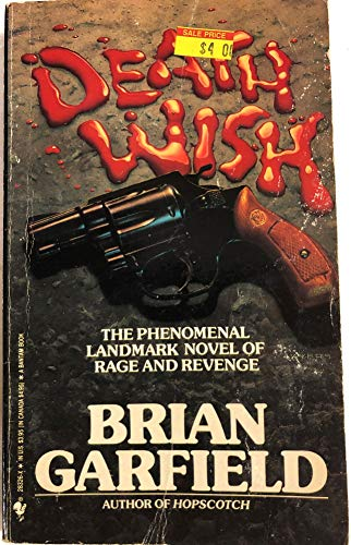 Image result for death wish novel