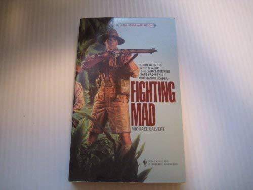 9780553283747: FIGHTING MAD (War Book Series)