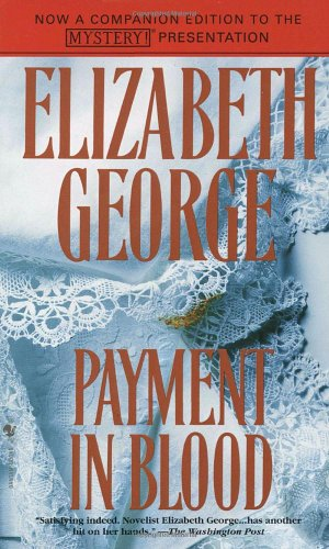 9780553284362: Payment in Blood (Inspector Lynley Mystery, Book 2)