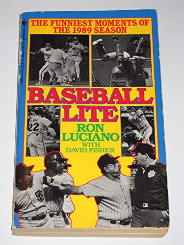 9780553284478: Baseball Lite: The Funniest Moments of T