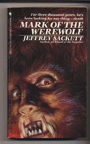 9780553284508: Mark of the Werewolf
