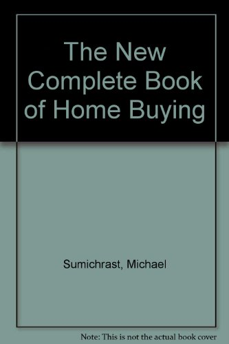 9780553284942: New Complete Book of Home Buying, The