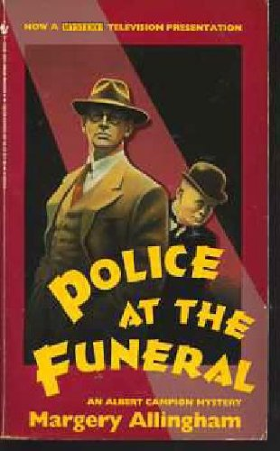 9780553285062: POLICE AT THE FUNERAL (Albert Campion Mystery)