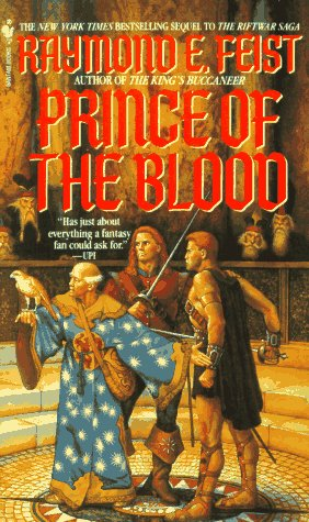 9780553285246: Prince of the Blood (Spectra Fantasy)