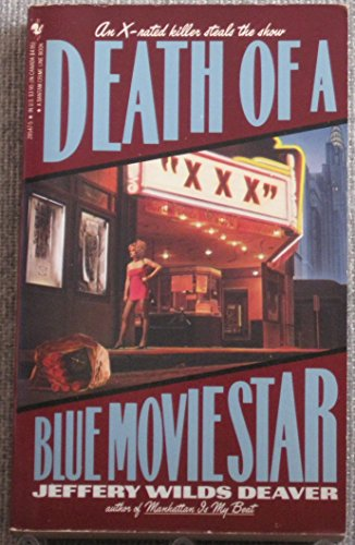 9780553285475: Death of a Blue Movie Star (R)