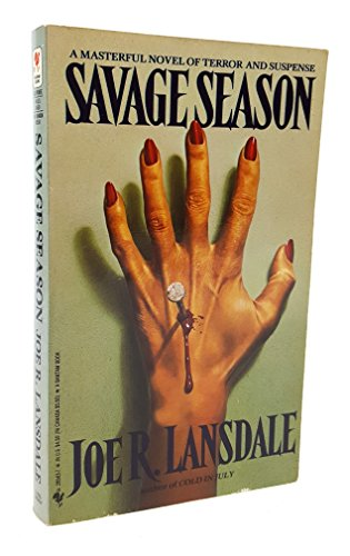 Savage Season (0553285637) by Joe R. Lansdale