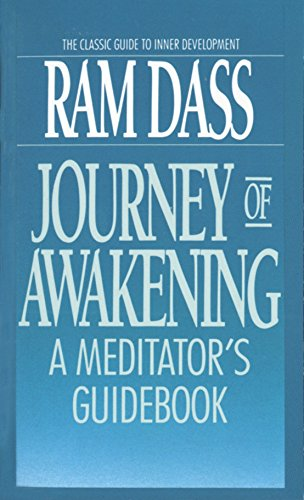 9780553285727: Journey of Awakening: A Meditator's Guidebook