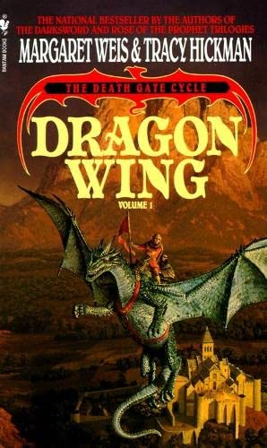 9780553286397: Dragon Wing (The Death Gate Cycle, Book 1)