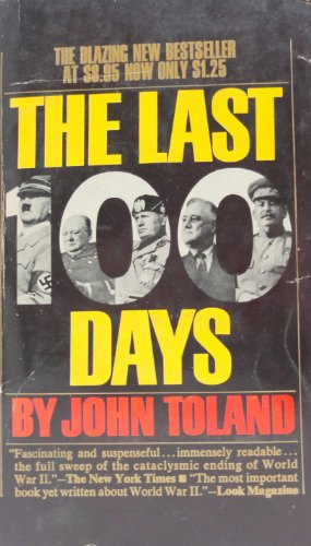 the last 100 days by john Answer: there is no sure answer to this question because the bible does not reveal to us the details concerning the john's death information regarding his last days comes to us primarily.