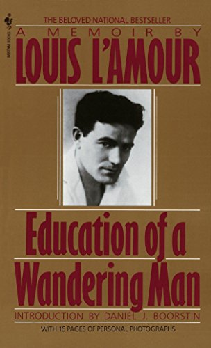 9780553286526: Education of a Wandering Man