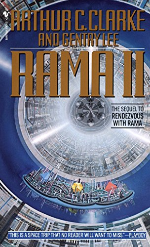 9780553286588: Rama II: The Sequel to Rendezvous with Rama