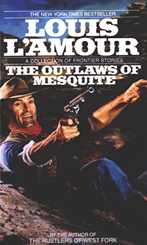 9780553287141: The Outlaws of Mesquite