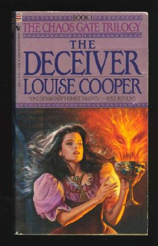 The Deceiver (Chaos Gate Trilogy, Book 1): Louise Cooper