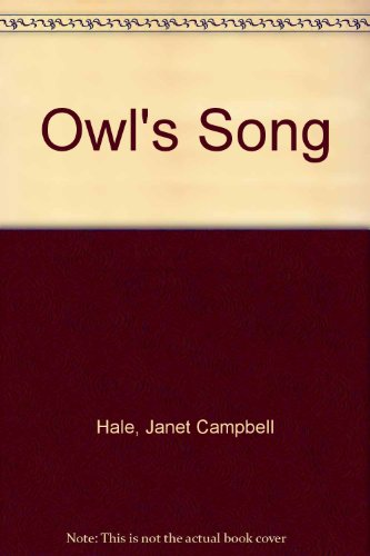 9780553288292: Owl's Song, The