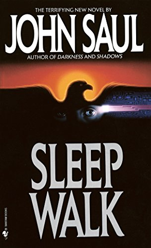 Sleepwalk (SIGNED): Saul, John